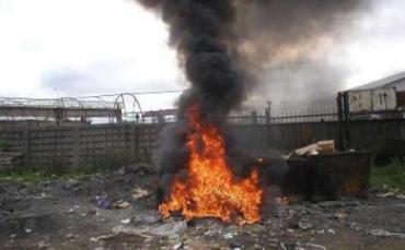 В ближайшие 100 лет ужгородцам еще есть что сжигать в городе