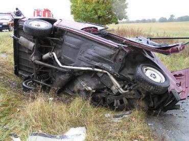 На Киевщине в столкновении двух авто погибли четыре человека