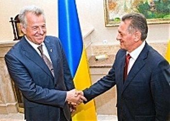 Закарпатье с ознакомительным визитом посетил Президент Венгрии Пал Шмитт