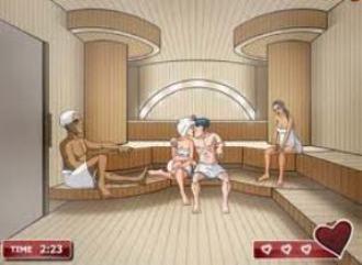 В закарпатских банях можно помыться, помахать веником и сексуально развлечься