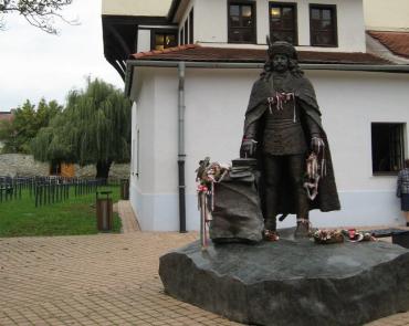 Совсем скоро закарпатцы смогут пройтись по местам славы Ференца Ракоци