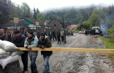 В Тячевском районе за 5 месяцев вырублено 85 000 кубов леса
