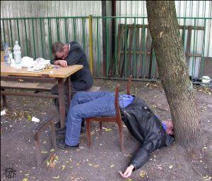 Комиссия по морали: в Украине один миллионов алкоголиков
