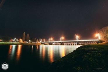 Удивительный город над Ужем