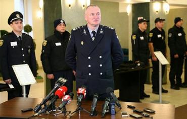 Глава Нацполіції України Сергій Князєв
