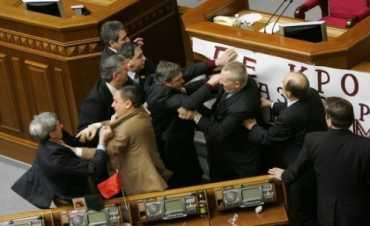 """Сформировав коалицию """"тушек"""", нардепы прекратят драться?"""