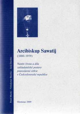 У Чехії вийшла у світ книжка про архієпископа Савватія