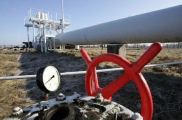 Россия отменила транзит газа по ужгородскому направлению в Чехию и Германию