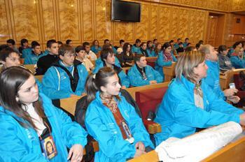 В Ужгороде состоялась встреча молодежных лидеров Европейской школы обмена опытом