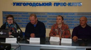 Володимир Феськов очолив на Закарпатт рух ЧЕСНО