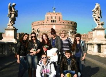 Студенти ЗакДУ здійснили подорож до Європи