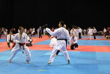 В Суботице проходил XXIII Чемпионат Мира по Шотокан Каратэ