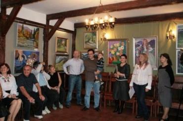 Художники із Закарпаття на художньому пленері у Славську