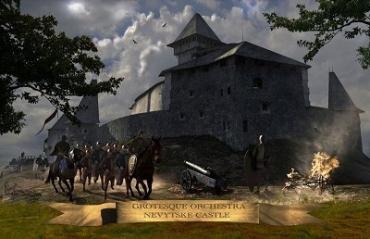 Невицкий Замок хранит еще много тайн