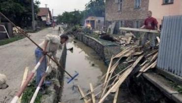 12 человек погибли от наводнения в Северной Моравии
