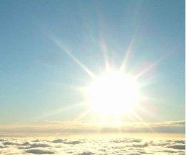 Завтра в Украине будет тепло, в Ужгороде — небольшая облачность