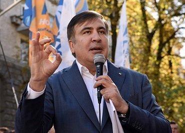 Украинцы призывают Порошенко депортировать Саакашвили