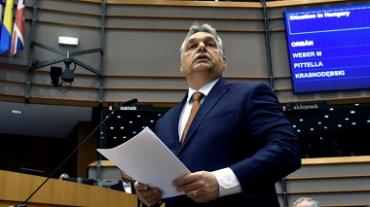 Будущее пишут на венгерском языке, - Орбан