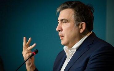 Саакашвили сказал, что он законно находится в Украине