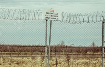 На границе между Венгрией и Украиной планируют построить забор