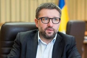 Заместитель министра юстиции Денис Чернышов