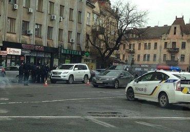 В центре Ужгорода изменят схему движения