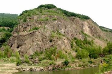 Закарпатский спящий вулкан