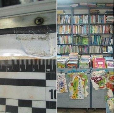 Ужгородские оперативники быстро раскрыли кражу из магазина