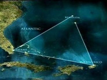 В районе Бермудского треугольника появился неизвестный остров