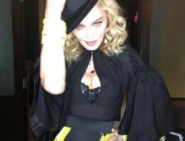 Співачка Мадонна відзначила своє 58-літні в одному з клубів Гавани.