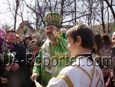 28 березня Квітну неділю святкували всі мешканці Ужгорода