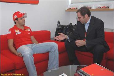 Филипе Масса не исключает возвращения на Гран при Абу-Даби