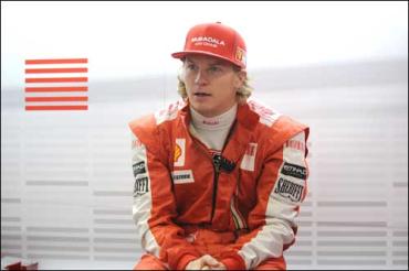 В Абу-Даби Райкконен попрощается с Ferrari после трёх лет работы