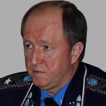 Генерал-майор міліції Василь Варцаба