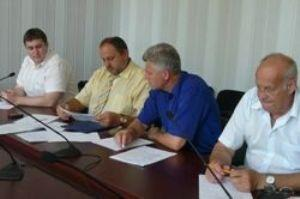В Ужгороді відбулася нарада з питань житлово-комунального господарства