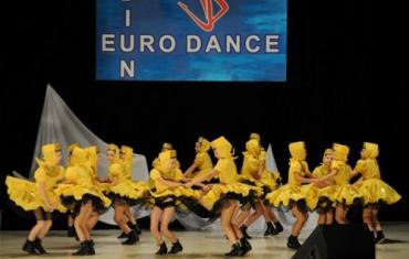 Ужгород став для когось танцювальною столицею України