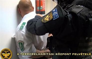 Венгерские силовики провели спецоперацию на украинско-венгерской границе