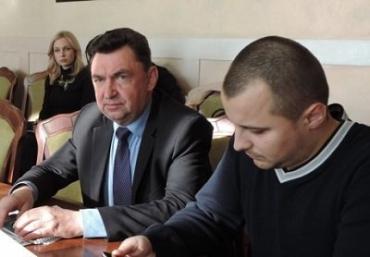 В Ужгороде заседал круглый стол по вопросам с переселенцами