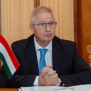 Міністр юстиції Угорщини Ласло Трочані