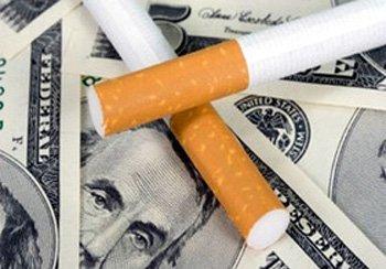 контрабанда «курева» из Украины выросла в четыре раза