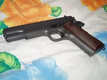 Девочка, играясь с оружием отца, застрелила своего 4-летнего брата