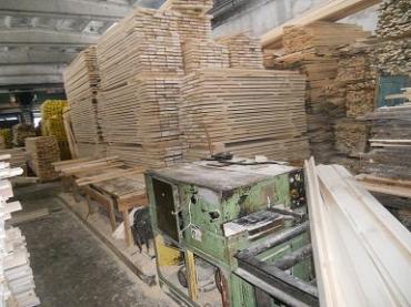 На Закарпатье значительно выросло деревообрабатывающее производство