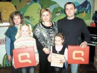 Победителями конкурса в Закарпатье стали Ангелина Мегела и Анастасия Якушевич