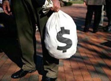Американский инкассатор растерял более $330 тысяч