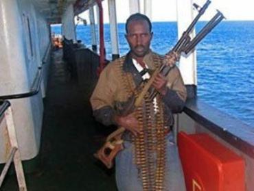 Сомалийские пираты освободили судно Marathon