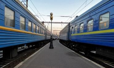 Поезд отправится из Киева 29.04 в 19:45 и прибудет в Ужгород 30.04 в 10:53