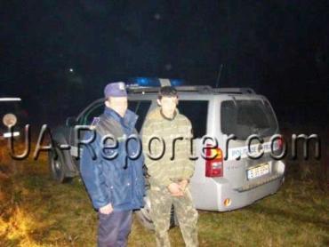 Румыны задержали закарпатца-нелегала в Марамуреше