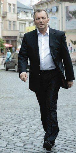 Віктор Погорєлов: «Моя мета – спасти Ужгород»