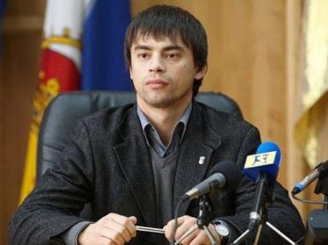 Секретар Ужгородської міськради Віктор Щадей