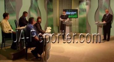 "На телеканалі ""Тиса-1"" програма ""Зона особливої уваги"""